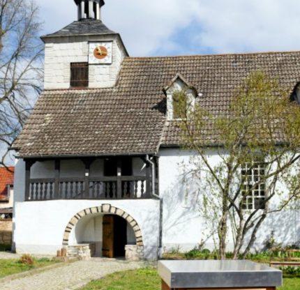 Bienen-Garten-Kirche Roldisleben