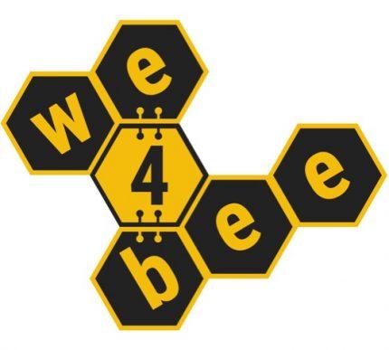 we4bee Logo